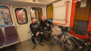 Lesz bringaszállítás a metrón