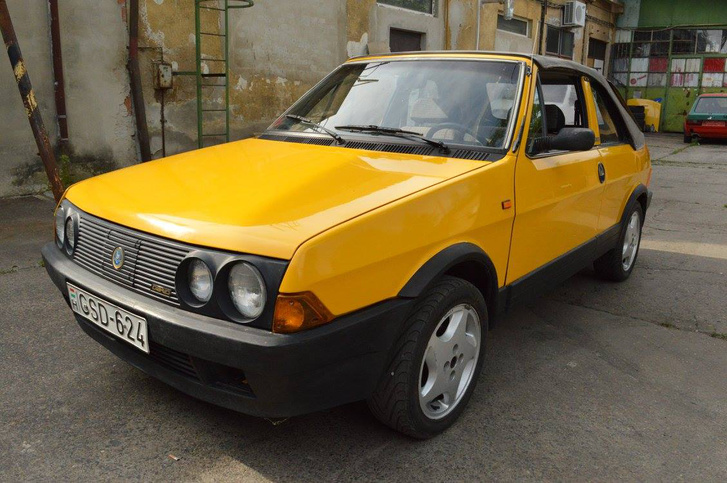 Fiat Ritmo Cabriolet