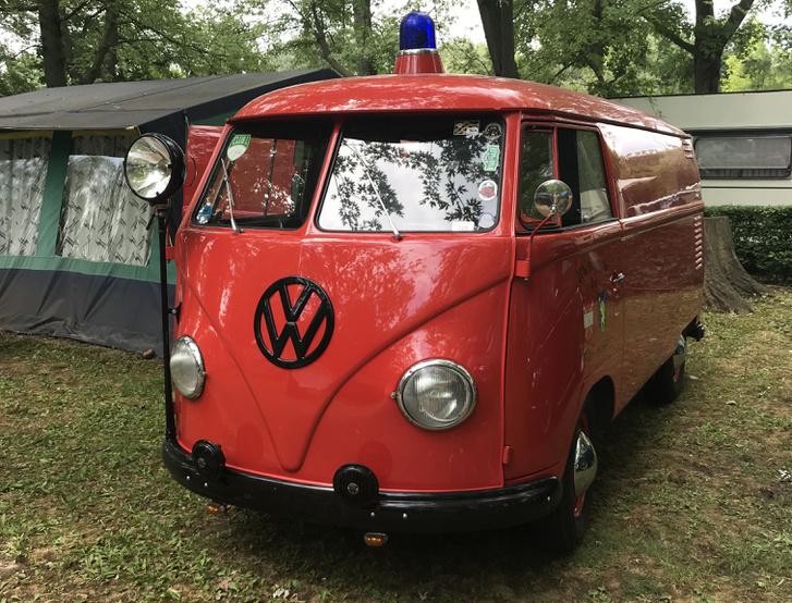 Volkswagen T1 Feuerwehr