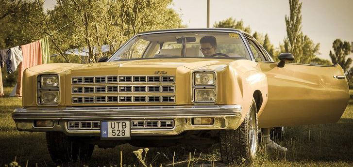 Chevrolet Monte Carlo 350