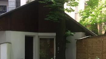 Újra piacon a 25 m²-es házikó a Délinél