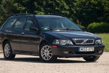 Volvo S40, V40 1995