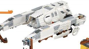 Végleges képek az új Lego Star Wars Solo készletekről