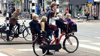 Nem csoda, hogy a holland gyerekek a legboldogabbak a világon