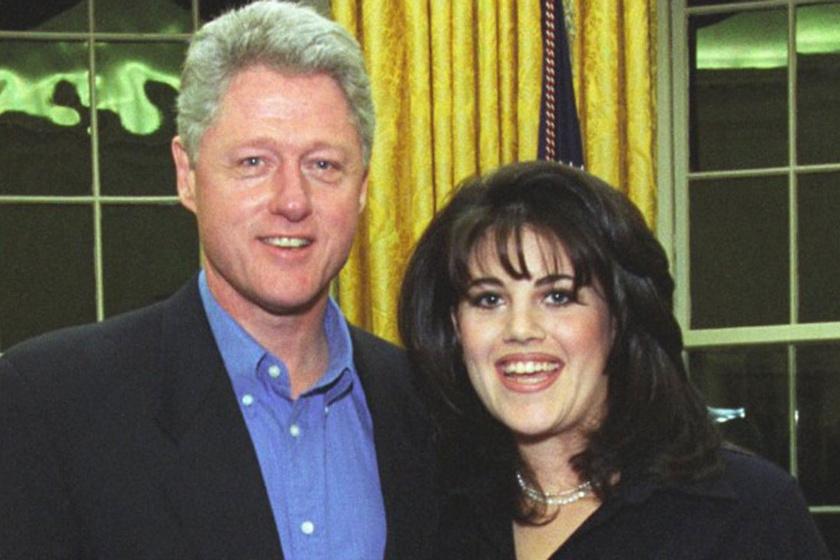 Így néz ki ma Clinton elnök szeretője - Monica Lewinsky szebb, mint fiatalon