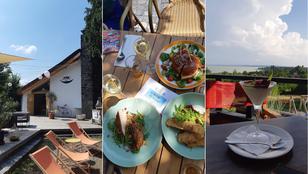 A Balaton legjobb éttermei egy helyen: gasztrotérképen a magyar tenger!