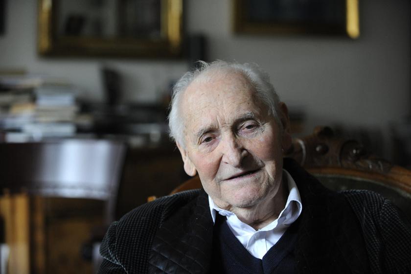 Elhunyt az egyik legnagyobb mai költő, Kányádi Sándor - 89 éves volt