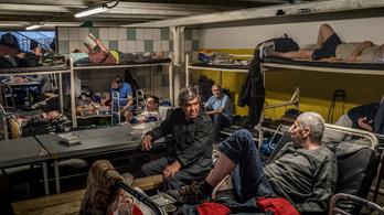 A hajléktalanok kerültek célkeresztbe a józsefvárosi kampányban