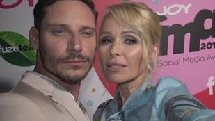 Videó: Köllő Babett luxusfeleség kipróbálta a celebpartizást