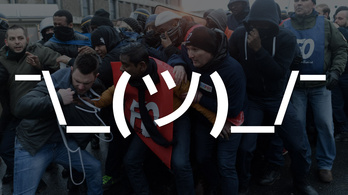 Az Origónál migránsriogatás közben néha kifogynak a képi valóságból