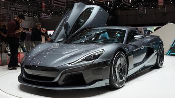 A Porsche Rimac-részvényeket vásárolt
