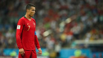 Portugália szinte nulla támadójátékkal is kiszenvedte a győzelmet Marokkó ellen