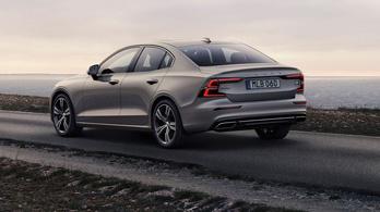 Megjött az új S60, az első amerikai Volvo