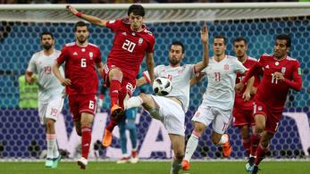 Irán–Spanyolország