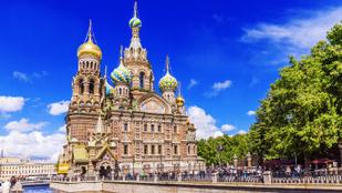 Mi mindent lehet csinálni Szentpéterváron a meccsnézésen kívül?