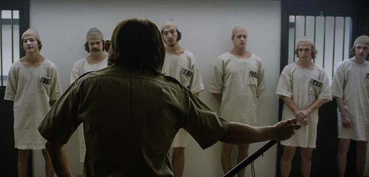 Részlet A stanfordi börtönkísérlet című 2015-ös filmből