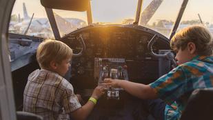 Legyél pilóta vagy csinálj tornádót a hét végén!