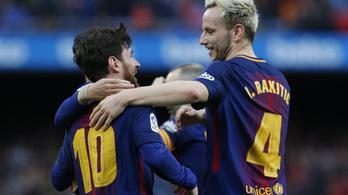Megvan a horvát recept Messi kiiktatására