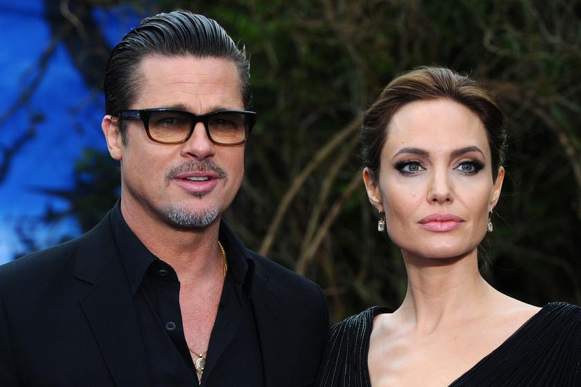Érik a botrány Angelina Jolie és Brad Pitt között - A színésznő irtó dühös a volt férjére