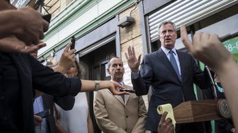 New York polgármestere nem tudott a szüleiktől elszakított gyerekekről