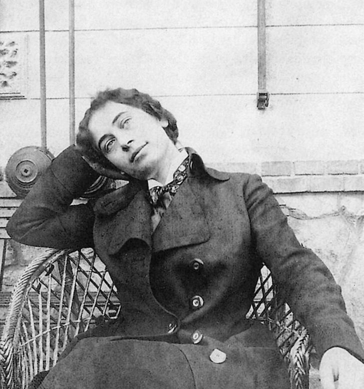 Hajdu Lilly az 1910-es években