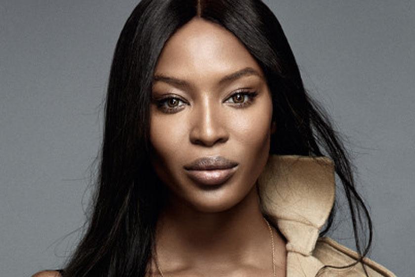 Naomi Campbell lett az első hivatalos divatikon
