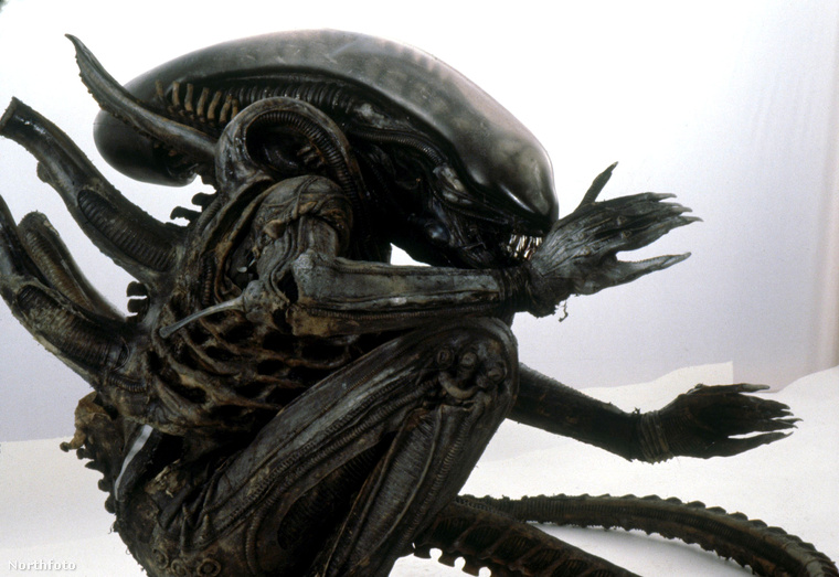 Az Alien-filmekből.