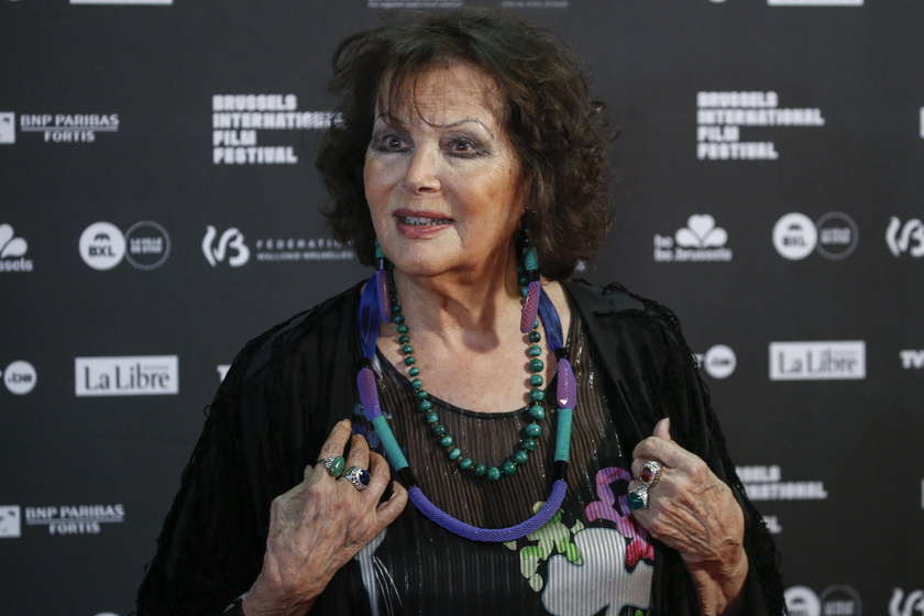 Claudia Cardinale képes volt méltósággal megöregedni - hallani sem akart a plasztikáról.