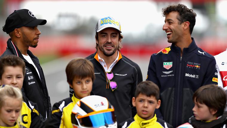 Ricciardo a McLarennél?
