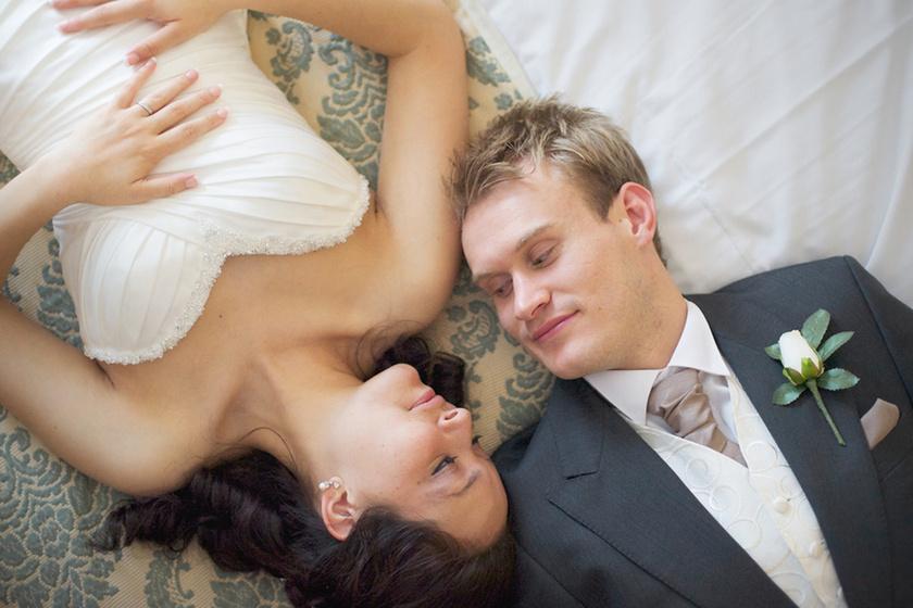 Kevesebb és rosszabb lesz a szex az esküvő után? Friss házasok mondták el, mi változott az életükben