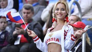 A futball vb ritkán látott arcai