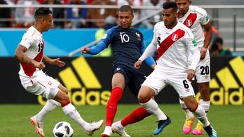 Franciaország-Peru