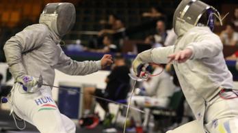 Európa-bajnok a férfi kardválogatott