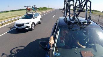 TreeFrog Pro 2 és Crossbar kerékpártartó teszt