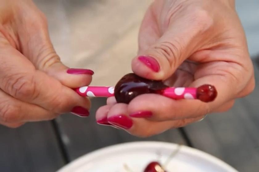 Így magozd a cseresznyéd, hogy szép maradjon