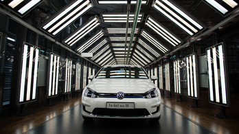 A Volkswagen is a csoda-akksiba fektet