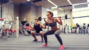 A lábizmok edzése csúcsra járatja az agyműködést!