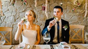 Esküvői trendek, amelyeket jobb, ha messziről elkerülsz
