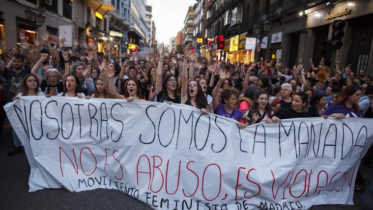 Újabb pofont kapott a csoportosan megerőszakolt madridi diáklány