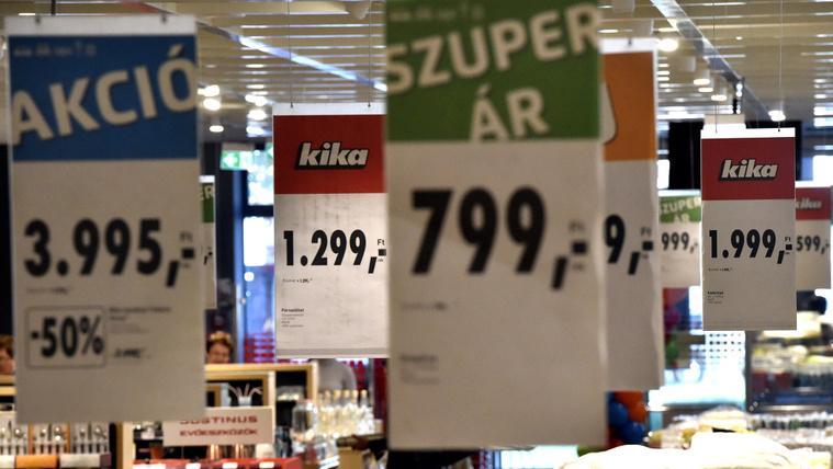 Új tulaja lett a magyar Kika áruházaknak