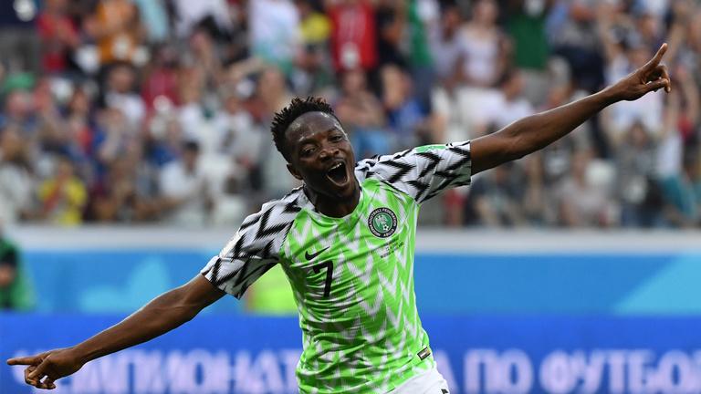 Nigéria káoszt hozott a csoportjába Izland legyőzésével