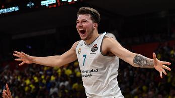 Szlovén csodagyerek és a Görög Szörny öccse hódíthatja meg az NBA-t