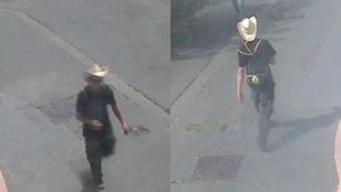 Keresi a rendőrség az óbudai cowboyt