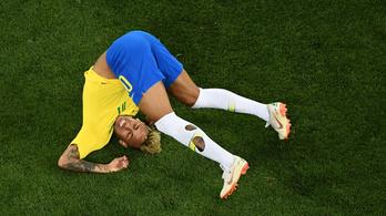 Nem az ellenfél aprítja lyukasra Neymar sportszárát. De akkor mi?
