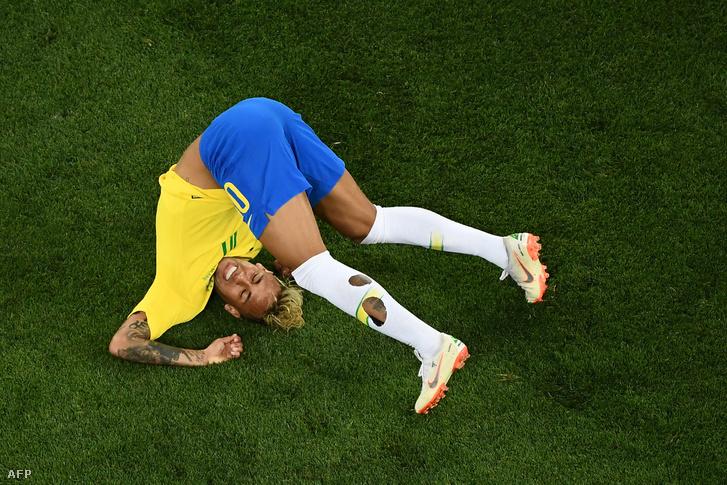 A Svájc elleni meccsen a lyukak