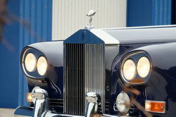 Rolls-Royce Silver Cloud 1955