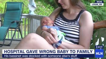 Összecseréltek két újszülöttet egy kórházban