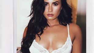 Demi Lovato önkielégítős száma No1 lett