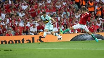 Eden Hazard még mindig a magyarok elleni Eb-meccsel álmodik