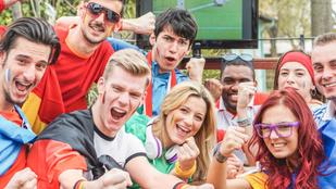 Foci VB 2018: Itt találsz kivetítőt a hazai nagyvárosokban